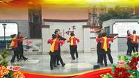 長生橋水兵舞團山谷里的思念表演團隊版 完整版演示及分解教學演示