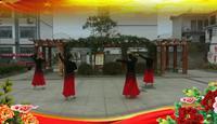 小池東之韻舞蹈隊思念的的哈噠表演團隊版 經典正背面演示及口令分解動作教學
