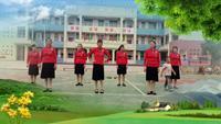 新寧崀山,姐妹舞蹈隊,《美觀》原創附教學口令分解動作演示