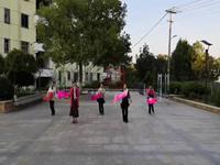 千岛湖开心健身舞队乔麦花表演团队版 口令分解动作教学