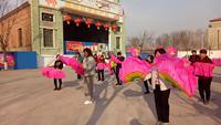 老大舞壯元:扇子舞。中華炫起來表演團隊版 經典正背面演示及口令分解動作教學