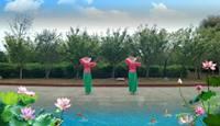 六零舞蹈隊旗袍美人正背表演團隊版 口令分解動作教學