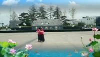 臨海秀芳舞蹈隊心上的羅加表演團隊版 完整版演示及分解教學演示