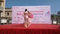 鼎峰追夢舞蹈隊旗袍美人表演個人版 正背面口令分解動作教學演示