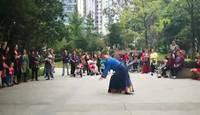 新都佳樂舞緣心上的羅加表演個人版附正背面口令分解教學演示
