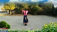 陳集舞隊心上的羅加表演個人版 正背面口令分解動作教學演示