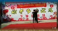 信豐快樂水兵舞隊山谷里的思念表演雙人版 正背面演示及口令分解動作教學
