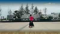 臨海秀芳舞蹈隊心上的羅加表演個人版 正背面演示及口令分解動作教學