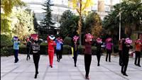 金舞飛揚舞蹈隊旗袍美人表演團隊版 正背面演示及口令分解動作教學