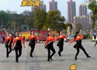 沅陵紫玫瑰廣場舞 大風歌