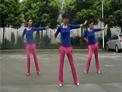 浙江温州绿蕾丝广场舞 健身舞 映山红