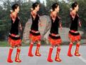 沅陵燕子广场舞 我的高原我的香巴拉 附背面演示