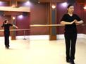 糖豆广场舞课堂 印度美女 正反面演示和分解动作
