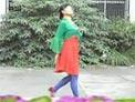 谢春燕广场舞 中三步 雪绒花