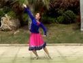 纯艺舞吧广场舞 妈妈的歌谣 背面演示及动作分解