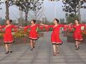 沭河之光健身队 北京的金山上