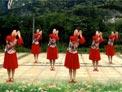 江西鄱阳春英广场舞 美丽中国梦