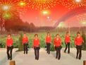 山西曲沃高陽廣場舞 我的祖國