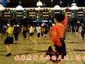 珲春金达莱广场舞 冰雪天堂