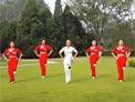 舞动旋律2007健身队 映山红 附分解教学和背面演示