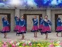 奉节诗仙广场舞 我的高原我的香巴拉