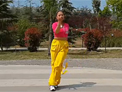 舞動旋律2007健身隊 向上攀爬 附口令分解教學和背面演示