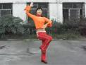 谢春燕广场舞 健身舞 火了火了火