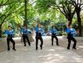 重庆葉子广场舞 收获爱情 含背面演示