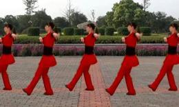 彩虹云子舞蹈《闯码头》