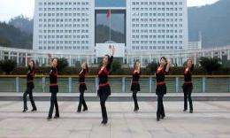 俏木蘭廣場舞《我的心上人》原創舞蹈 團隊演示