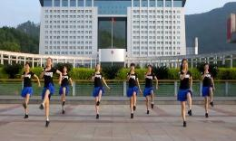 俏木蘭廣場舞《布吉仙境》原創舞蹈 團隊演示