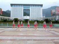 俏木蘭廣場舞《思緒萬千》原創舞蹈 團隊演示