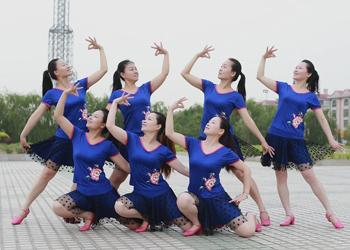 云裳馨悅廣場舞