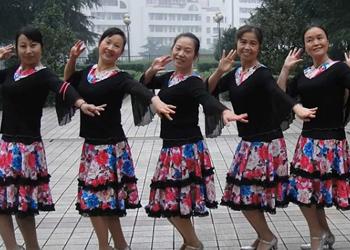 俏木蘭廣場舞