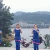 千岛湖秀水广场舞