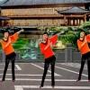 龙游红飞舞广场舞