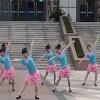 程程广场舞