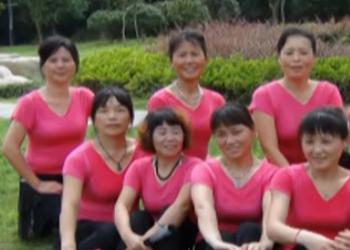 清秋銅樂廣場舞