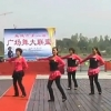 鹽城開發區廣場舞