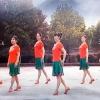 萍鄉綠茵廣場舞