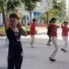 西提晨練廣場舞