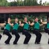 無錫靈山廣場舞