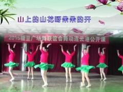 刘荣舞蹈《山花朵朵开》原创舞蹈 附正背面口令分解教学演示