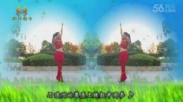 玉米广场舞《草原中国梦》原创舞蹈 附正背面口令分解教学演示