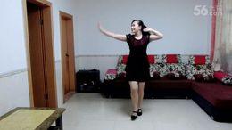 南岸芳芳廣場舞《我愛廣場舞》原創舞蹈 正背面演示