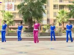 楊麗萍廣場舞《風情萬種》原創現代健身舞 附正背面口令分解教學演示