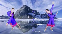 小妖舞蹈《莫尼山》编舞艺子龙 正背面演示