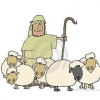 孤独的牧羊人