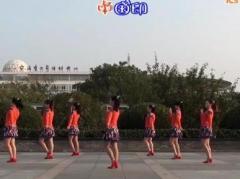茉莉广场舞《中国印》原创舞蹈 附正背面口令分解教学演示