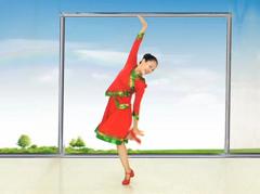 馨梅廣場舞《草原請你來》編舞王梅 附正背面口令分解教學演示